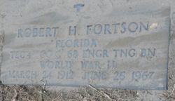 Robert H Fortson