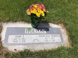 Gary S Holtom
