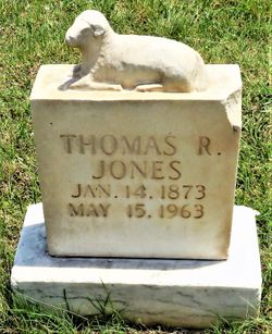 Thomas Ransom Jones