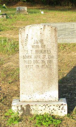 Mary Jane <I>Mitchell</I> Hughes