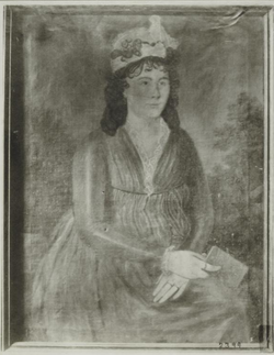 Lucy Ann <I>Payne</I> Washington Todd