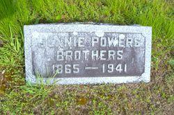 Jennie <I>Powers</I> Brothers