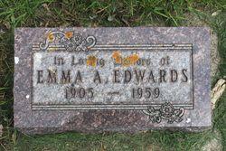 Emma Amelia <I>Barnett</I> Edwards