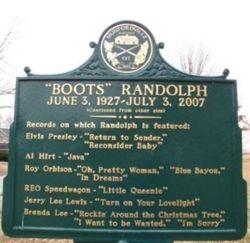 Boots Randolph (1927,2007) , Find A Grave Memorial