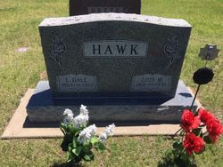 Lois Mae <I>Mallory</I> Hawk