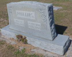 Mary <I>Deisner</I> Phillips