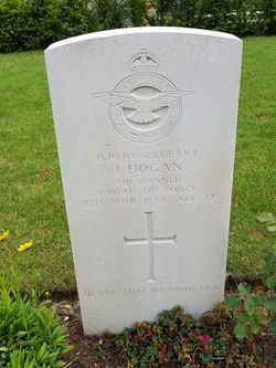 Sergeant ( Air Gnr. ) John Hogan