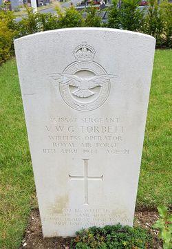 Sergeant ( W. Op. ) Vernon William Torbett
