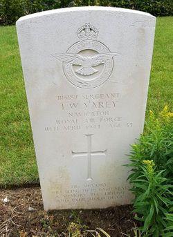 Sergeant ( Nav. ) Thomas William Varey