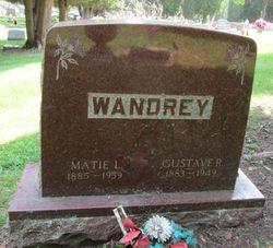 Matie L. <I>Zlomke</I> Wandrey