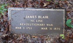Col James Hayes Blair