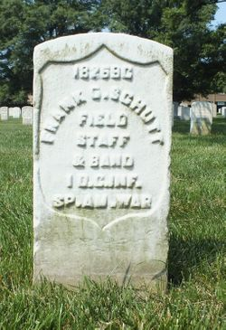 Francis Granger Frank Schutt 1863 1938 Find A Grave Memorial
