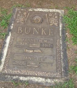 Kenneth M. Bunke