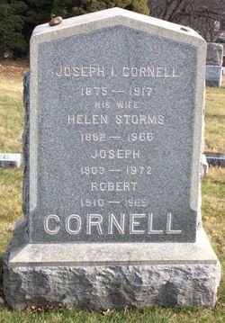 Helen <I>Storms</I> Cornell