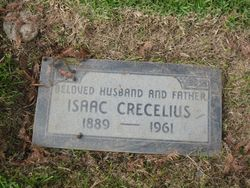 Rev Isaac Sheridan Crecelius