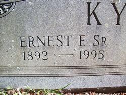 Ernest Ferdinand Kydd, Sr