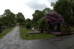 Mariebergs kyrkogrd in Gteborg, Vstra Gtalands ln