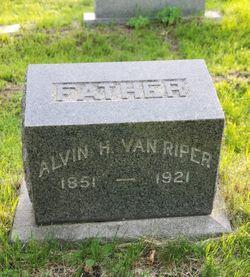 Alvin H. Van Riper