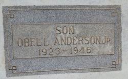 Obel Leonard Anderson