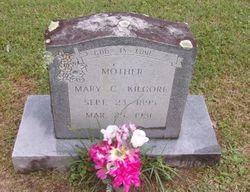 Mary <I>Cress</I> Kilgore