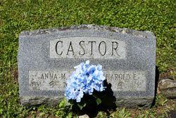Harold E Castor