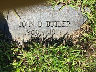 John Dewitt Butler