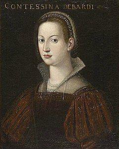 Contessina <I>de Bardi</I> de Medici