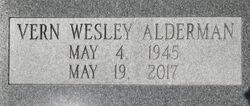 Vern Wesley Alderman