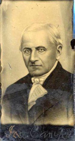 MAJ Joseph Campau