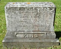 Jairus Keith King