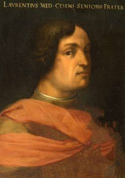 "Lorenzo ""The Elder"" de' Medici"