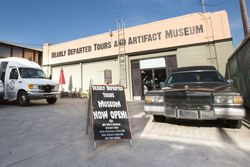Dearly Departed Tours and Artifact Museum