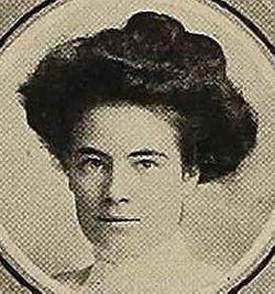 Edith Dinsdale <I>Swenson</I> Davis