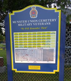 Munster Union Cemetery