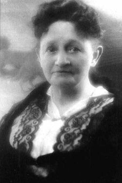 "Mary Matilda ""Tillie"" <I>Snaman</I> Weber"