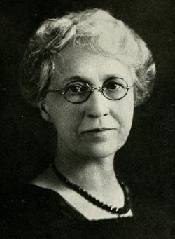 Sarah Elizabeth Cotton
