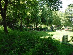 Markgroeningen Cemetery