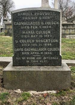 David Cadwallader Colden