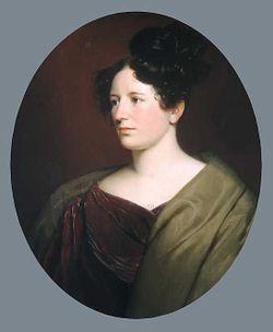 Frances <I>Wilkes</I> Colden