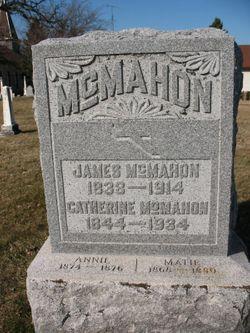 James McMahon