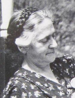 Teresa Ann <I>Maloney</I> Backus