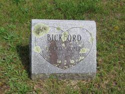 Harold Bickford