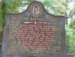 Rev Micajah Fulgham