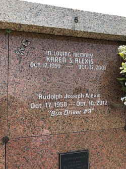 "Rudolph Joseph ""Rudy"" Alexis"