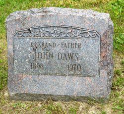 """John William """"Jack"""" Daws"""