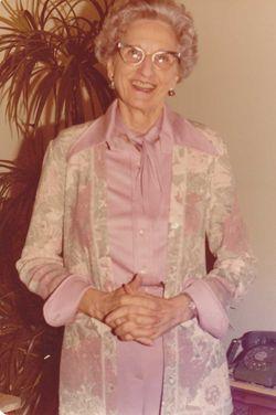 Maude Mae <I>Dennis</I> Guinn