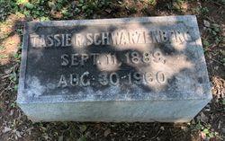 Tassie <I>Rosenblatt</I> Schwarzenberg Shaw