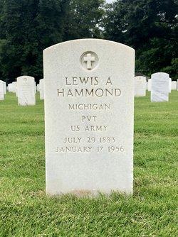 Lewis Albert Hammond