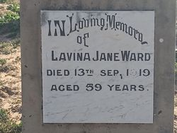 Lavina Jane Ward