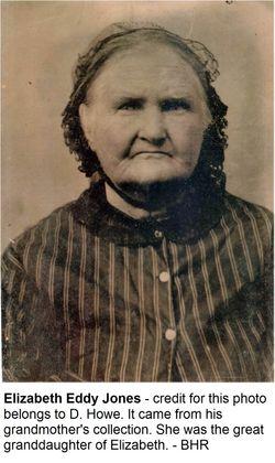 Elizabeth Eddy Jones